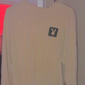 Good Worth Playboy Long Sleeve Shirt